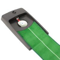 ダイヤゴルフ(DAIYA GOLF) ◇電動オートリターン付きパター練習器です。ボールが静かに自動で...