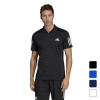 アディダス メンズ テニスウェア クラブ スリーストライプ トップス 半袖ポロシャツ DU0851 adidas 191011tennis
