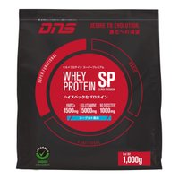 DNS(ディーエヌエス) ホエイプロテインSP ヨーグルト風味 1000g D110014402 プロテイン