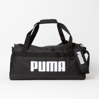 プーマ チャレンジャー ダッフルバッグ M 076621 01 ダッフルバッグ 58L : ブラック PUMA