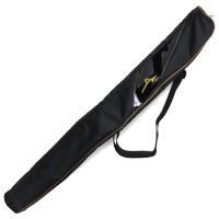 ミズノ(MIZUNO) 野球 バットケース(1本用) :ブラック×ゴールド (1FJT630009)