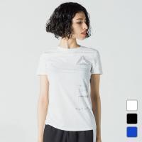 リーボック レディース 半袖Tシャツ OSACTIVCHILL グラフィックS/STシャツ (EAT04) Reebok