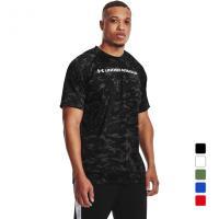 アンダーアーマー メンズ 半袖機能Tシャツ UA TECH ABC CAMO SS 1361698 スポーツウェア UNDER ARMOUR 0529T