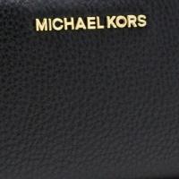 マイケルコース MICHAEL KORS 【BEDFORD ZA CONTINENTAL】 ラウンドファスナー長財布 BLACK (ブラック) 32H2MBFE1L 001
