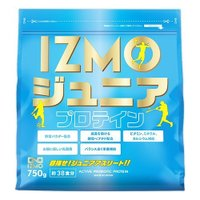 訳あり 特価 プロテイン ジュニア ホエイ 750g アルプロン IZMO イズモ 選 べる チョコ ストロベリー 約38食分 子ども スポーツ 成長期