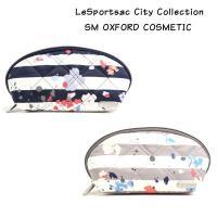 レスポートサック LeSportsac レディース City Collection シティコレクション SM OXFORD COSMETIC スモール キルティング 化粧ポーチ 4247