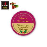 クリスマスシール サイズ:37mm×37mm 材料:ミラコート紙 A4シートに35枚 A4シート10...