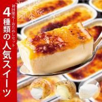 【内容量】神戸カタラーナ1本、アマリアチーズプレーン1本、ざらめシューミルク2個、カスタードシュー2...