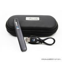 【AMARITU】  ベイプ VAPE myblu マイブルー ケース スターターキット USB充電式 電子タバコ VAPE 新時代到来!ニコチン タール ゼロのべイプ