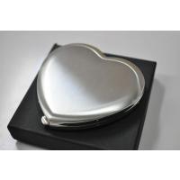 【品名】 PEARLシルバーサテン携帯灰皿・ハート  【製品詳細】73×71×13mm ・真鍮製 6...