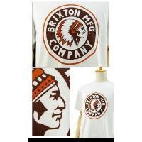 ブリクストン Tシャツ ライバル ホワイト