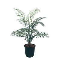 アレカツリー 140cm (フェイクグリーン 造花 インテリア 観葉植物 1.4m 屋外使用可能)