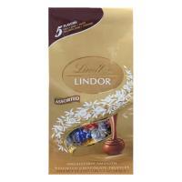 トリュフチョコレートリンドール50個入りアソート。 5種類のトリュフがこの一袋にぎっしり詰まっていま...