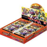 データカードダス 仮面ライダーバトル ガンバライジング ライダータイムパック2弾 20パック入りBOX[バンダイ]《発売済・在庫品》