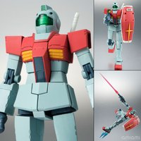 ROBOT魂 -ロボット魂-〈SIDE MS〉 RGM-79 ジム ver. A.N.I.M.E. 『機動戦士ガンダム』[バンダイ]《発売済・在庫品》