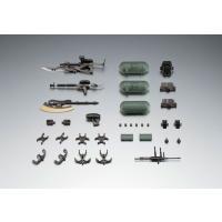 ROBOT魂 〈SIDE MS〉 ジオン軍武器セット ver. A.N.I.M.E. 『機動戦士ガンダム』[BANDAI SPIRITS]《発売済・在庫品》