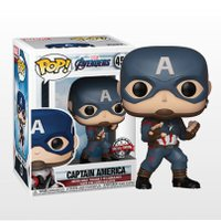 POP! 『アベンジャーズ/エンドゲーム』キャプテン・アメリカ[ファンコ]《発売済・在庫品》