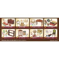 ぷちサンプル Antique Shop 黒猫堂 8個入りBOX(再販)[リーメント]《発売済・在庫品》