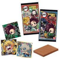 鬼滅の刃ディフォルメシールウエハース 20個入りBOX (食玩)[バンダイ]《発売済・在庫品》
