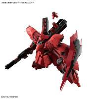 RG 1/144 サザビー プラモデル 『機動戦士ガンダム逆襲のシャア』(再販)[BANDAI SPIRITS]《発売済・在庫品》