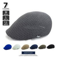 M/L/LLサイズ CS5-002 ベーシックサーモハンチング シンプル 男性 女性 帽子 メンズ レディース 春夏 秋冬 大きいサイズ