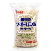 K&K 粗挽パン粉 500g