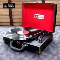 ロックスモーション RECORD PLAYER (レコードプレーヤー)    THOMAS ALVA...