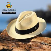 やはり紳士の帽子パナマハット。 歳を重ねたからこそ似合う本当のパナマ帽!  メンズ、パナマ帽、パナマ...