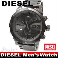 人気のディーゼル腕時計から待望のNEWモデルが登場! 文字盤が個性的なデザインなので、腕元のオシャレ...