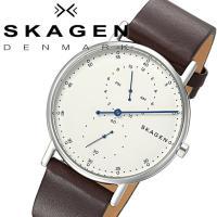 スカーゲンの腕時計といえば特徴的な「ミニマルデザイン」。 可能な限り無駄をそぎ落とし、必要最低限の要...