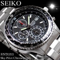 人気の逆輸入セイコー腕時計、その中でも特に人気を集めるモデルです! SEIKOの腕時計の中でも人気N...