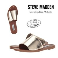【Steve Madden Mishelle】  【お届けまで約3週間前後頂いております】  今季注...
