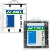 ヨネックス(YONEX) ウェットスーパーグリップテープ オーバーグリップ 12本入り AC102-12EX(19y11m)