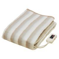 【◆在庫有り◆】なかぎし 電気掛・敷毛布 NA-013K