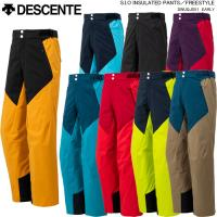DESCENTE/デサント スキーウェア S.I.O INSULATED PANTS スキーパンツ/DWUQJD51(2021)20-21