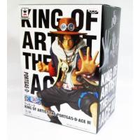 発売予定2018年2月  ワンピース KING OF ARTIST THEポートガス・D・エースII...