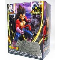 ドラゴンボールGT 超サイヤ人4ベジータ フィギュア(仮)  ラインナップ   1.超サイヤ人4ベジ...