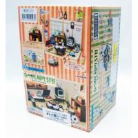 ぷちサンプルシリーズ なつかし横町3丁目 昭和30年代の物語 全8種セット 1BOX リーメント