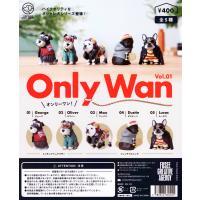 Only Wan vol.1 全5種セット【2020年8月予約】