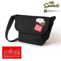 マンハッタンポーテージ Manhattan Portage ×The Simpsons メッセンジャーバッグ ショルダーバッグ Casual Messenger Bag MP1603SIMPSONS