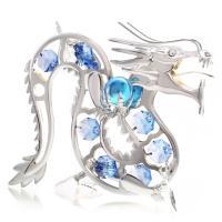 龍は帝王の象徴。多くの国々で伝説の残る 神獣でもあります 青龍の置物は御自身の宝物、誕生日プレゼント...