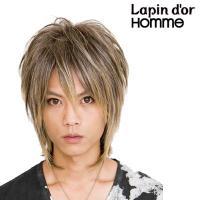 Lapin d'or Homme ラパンドアール・オム ヴァンパイアウルフ ナチュラルブロンド