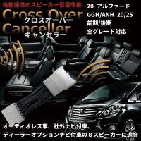クロスオーバーをキャンセルし、 リアスピーカーの音量を改善、 さらにリアスピーカーでも全音域出力を可...