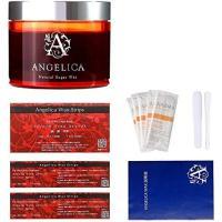 ブラジリアンワックス メンズ 蜂蜜・砂糖・レモン果汁のみで作られた無添加の日本製ワックスです。「V....