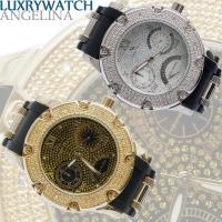 ◆ アメリカでは有名な時計ブランドCaptain Bling !これまでと違い、ラグジュアリー系、カ...