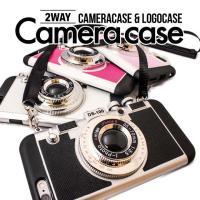 カメラケースを外してロゴケースを装着することで2つのデザインを楽しめます。 ※カメラケースとロゴケー...