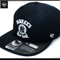 47 Brand 47ブランド Yankees McBess '47 CAPTAIN RF  アメリ...
