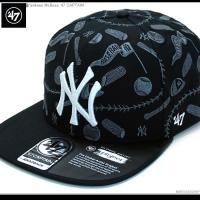 47 Brand 47ブランド Yankees McBess '47 CAPTAIN  アメリカで大...