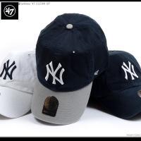 47Brand47ブランド Yankees '47 CLEAN UP アメリカで大人気のMLBキャッ...
