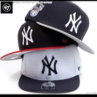 47Brand47ブランド Yankees Sure Shot Two Tone '47 CAPTA...
